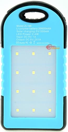 Зовнішній акумулятор Solar PB-S20600