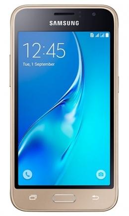 Смартфон Samsung SM-J120H Galaxy J1 Duos ZDD Gold