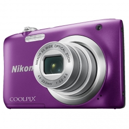 Фотоапарат Nikon Coolpix A100 Purple