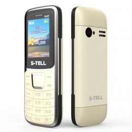 Мобільний телефон S-Tell S1-07 Gold