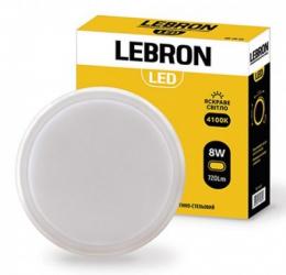 Светильник LED Lebron L-WLR-841 8W 4100K