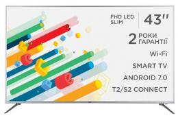 Smart телевізор Ergo LE43CT5515AK