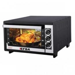 Піч електрична EFBA 6003 Black