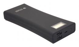 Універсальна мобільна батарея PowerPlant PPLA9305 15600mAh