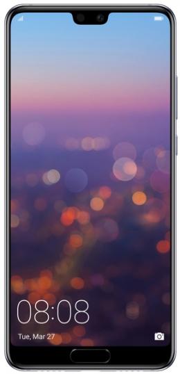 Смартфон Huawei P20 128GB Black