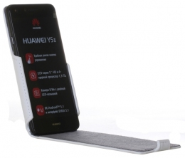 Чохол Red Point Huawei Y5 II-Flip case White
