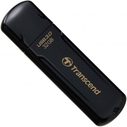 USB-флеш-накопичувач Transcend JetFlash 700 32 GB USB 3.0 Black