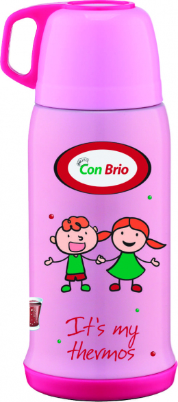 Термос Con Brio CB-346 Pink
