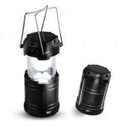 Ліхтар 6 LED Solar Camping G-85