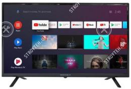 Smart телевізор Grunhelm GT9HDFL40-GA2 Frameless Voice Control