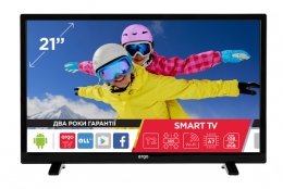 Smart телевізор Ergo LE21CT5500AK