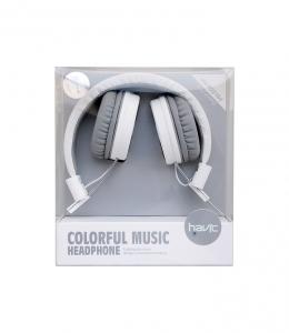 Навушники Havit HV-H2218D White