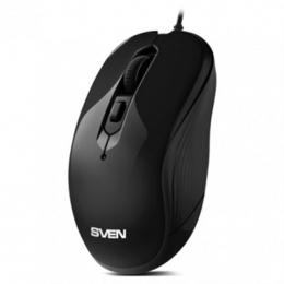 Мыша Sven RX-520S USB Black