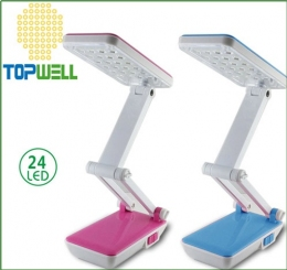 Ліхтар TOPWELL LED Portable & Foldable Rechargeable Desk Lamp