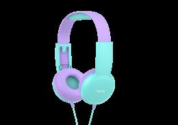 Наушники Havit HV-H211d green/violet