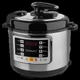 Мультиварка-скороварка Scarlett SC-MC410P02