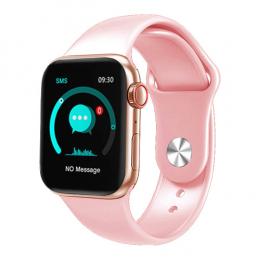 Смарт-часы Smart Watch FK100 Aluminium pink