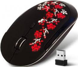 Миша Crown CMM-932W Black