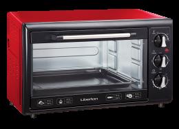 Електродуховка Liberton LEO-350 Red