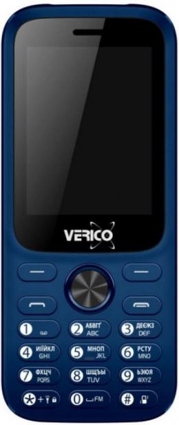 Мобільний телефон Verico Carbon M242 Blue