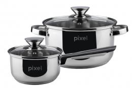 Набір посуду Pixel Baden із 4 предметів (PX-6000)