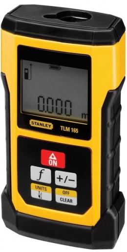 Лазерний далекомір Stanley TLM 165 50м