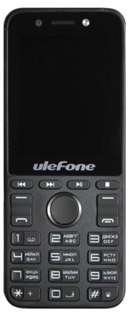 Мобільний телефон Ulefone A1 Black