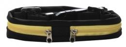 Спортивний пояс для телефону Red Point Sport Belt Yellow