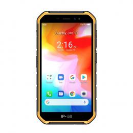 Смартфон Ulefone Armor X7 (IP69K, 2/16Gb, NFC, 4G) Orange
