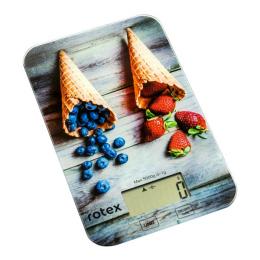 Ваги кухонні Rotex RSK14-P Berry