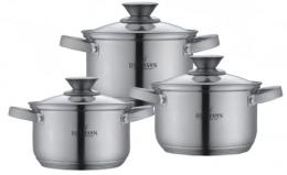 Набір посуду Bohmann BH-0516
