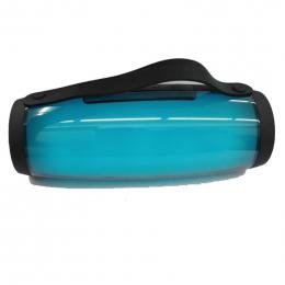 Акустика Wireless Speaker E-26 Blue з функцією Light Show