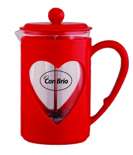 Чайник заварочный Con Brio СВ-5680 Red
