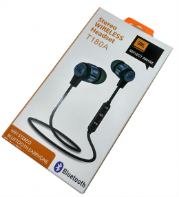 Навушники Stereo Wireless Headset 180BT