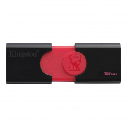 USB-флеш-накопичувач Kingston DataTraveler 106 64GB USB 3.1 (DT106/64GB)