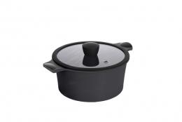 Каструля RINGEL Zitrone Black RG-2108-20 BL (3.0 л) 20 см