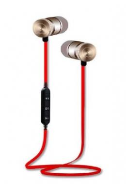 Навушники Wuw R26 Sport Headset Red