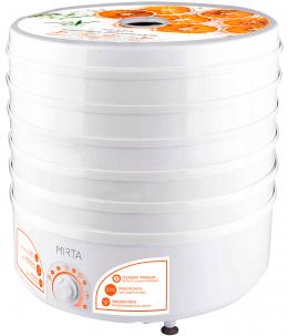 Сушарка для фруктів та овочів Mirta DH-3848