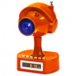 Акустика Mini Speaker HY-T18 orange