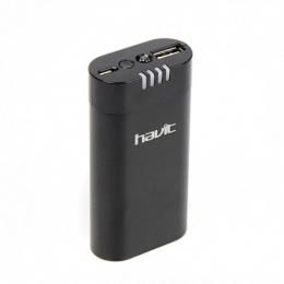 Внешний аккумулятор Havit HV-PB830 4400 mAh black