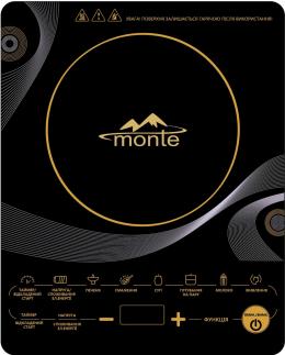 Електрична плитка Monte MT-2102