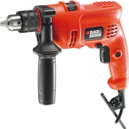 Ударний дриль Black&Decker KR504RE-XK