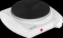 Электроплита ECG EV 1512 White