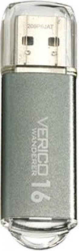 USB-флеш-накопичувач Verico Wanderer USB 16Gb Gray
