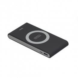 Внешний аккумулятор HOCO B32 Energetic Wireless 8000 mAh Black