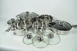 Набор посуды Bohmann BH-1235
