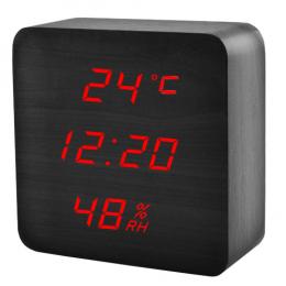 Часы VST-872S-1 black