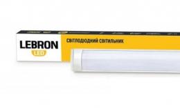 Світильник LED Lebron L-Т8-LP 36W 1200ММ 6200K 2700LM 16-45-42
