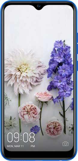 Смартфон Tecno Camon 11S (CB7) Aqua Blue
