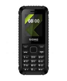 Мобильный телефон Sigma mobile X-style 18 TRACK Black